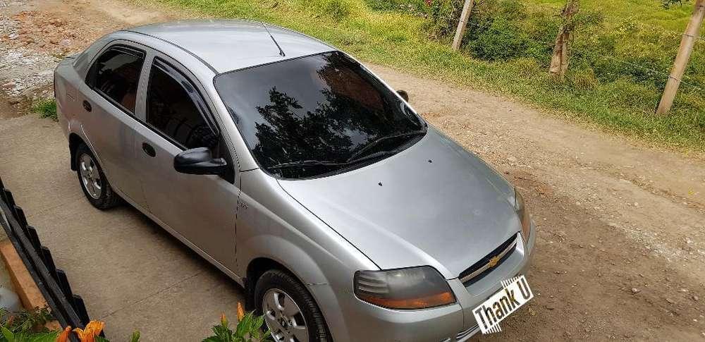Chevrolet Aveo 2008 - 188000 km