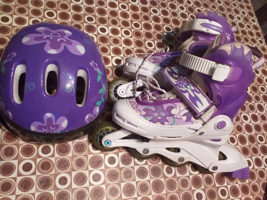 Patines Rollers para Nena