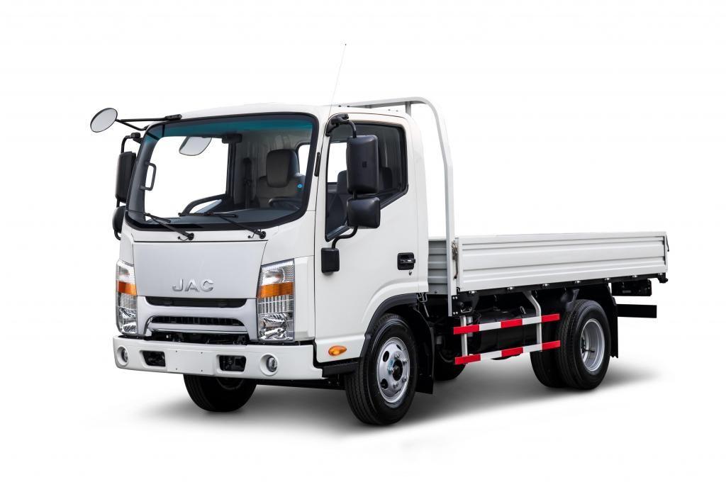 Camión JAC 3 Ton. con Baranda VIP Euro 4 - D300 CRDI BAR VIP E4 - N2