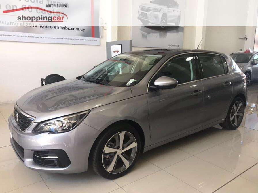 <strong>peugeot</strong> 308 2019 - 0 km