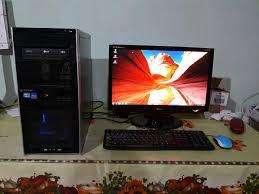 Computadora completa dual core