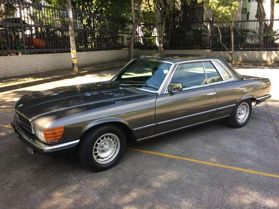 <strong>mercedes</strong>-Benz Clase SL 1981 - 250000 km