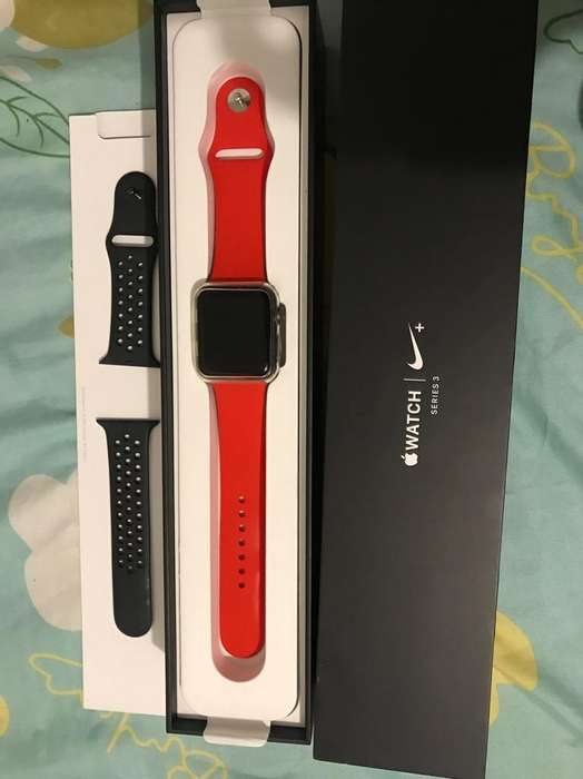 Apple Watch Serie 3 Nike 42 Mm