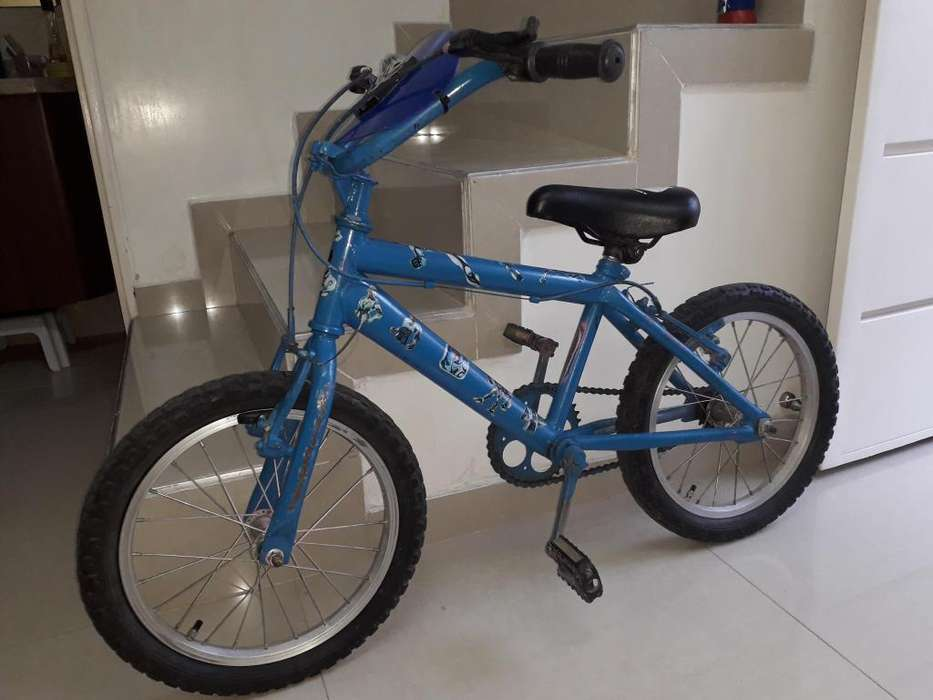 Bicicleta cross BMX