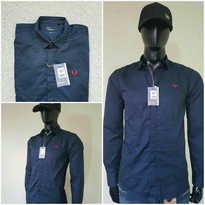 Camisa Burberry Italy Original
