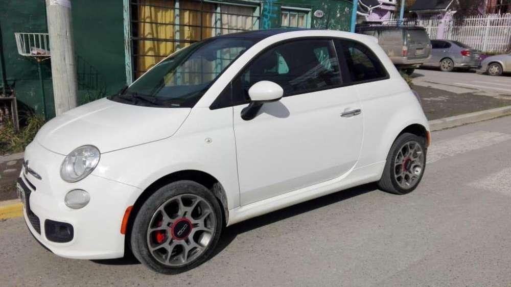 Fiat 500 2012 - 46000 km