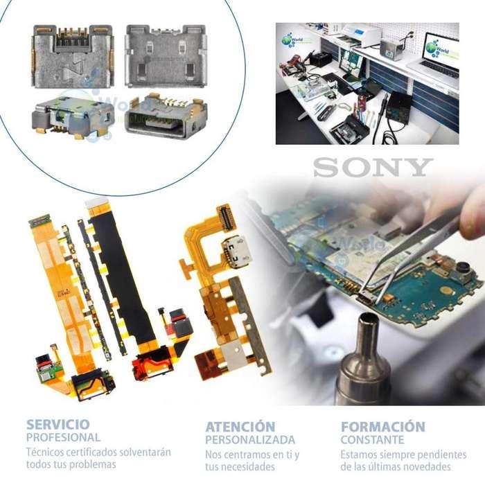 Flex De Carga Pin Sony C5 X Xa Ultra Xz Xa1 L1 Zr E5 Z U