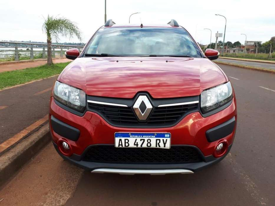 Renault Sandero Stepway 2017 - 46000 km