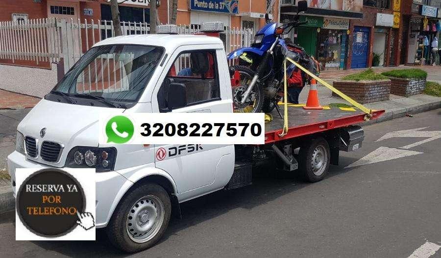 servicio de transporte carga GRUA.