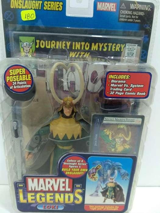 toy biz figuras de colección disponibles