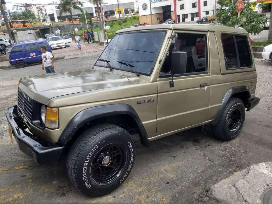 Mitsubishi Montero 1993 - 0 km