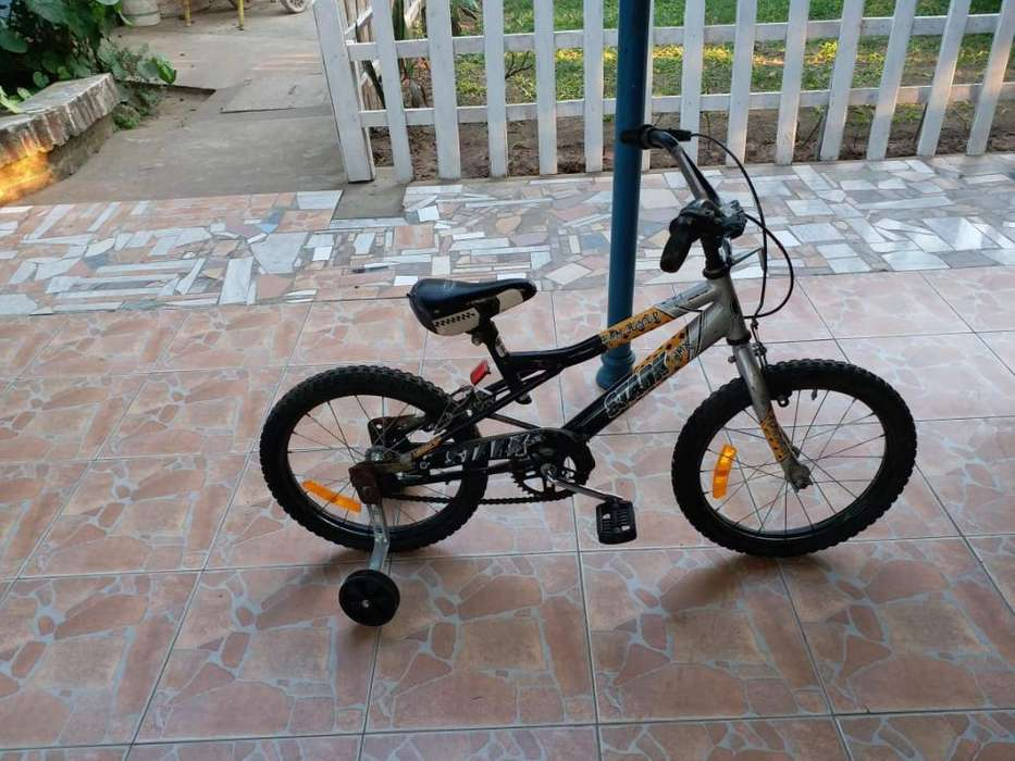 Vendo Bicy Rodado 16 Muy Linda