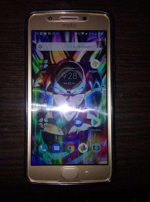 Vendo O Cambio Motorola G5