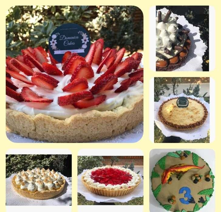 Tortas Y Tartas Dulces