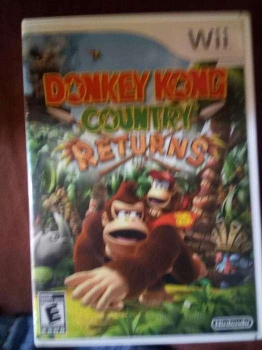 Donkey Kong Nintendo Wii