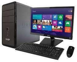 Computador Intel Core i5 7400 4gb / 2TB / LED 20 Nuevos con Garantia
