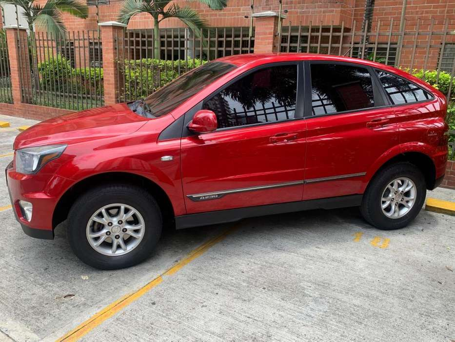 Ssangyong Actyon 2015 - 72000 km