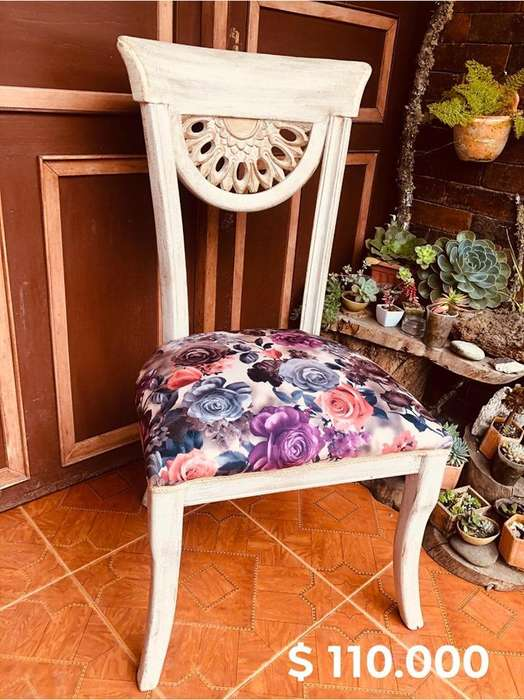 <strong>silla</strong>s Vintage personalizadas