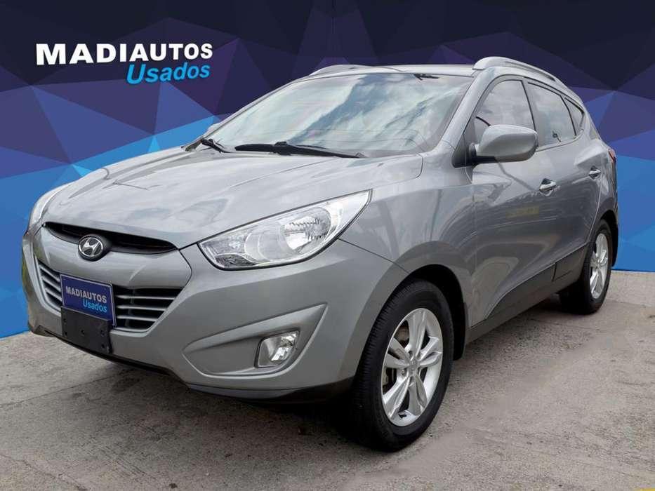 Hyundai Tucson ix-35 2013 - 76221 km