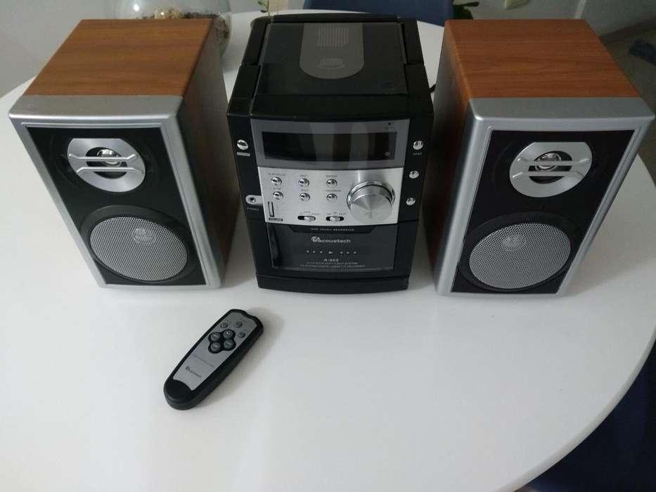 Sistema de Audio Acoustech