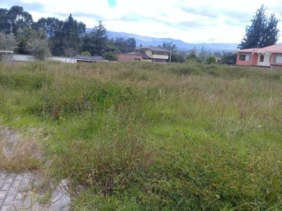 Venta de terreno 6115 m2 plano, Valle de los Chillos, La Armenia II