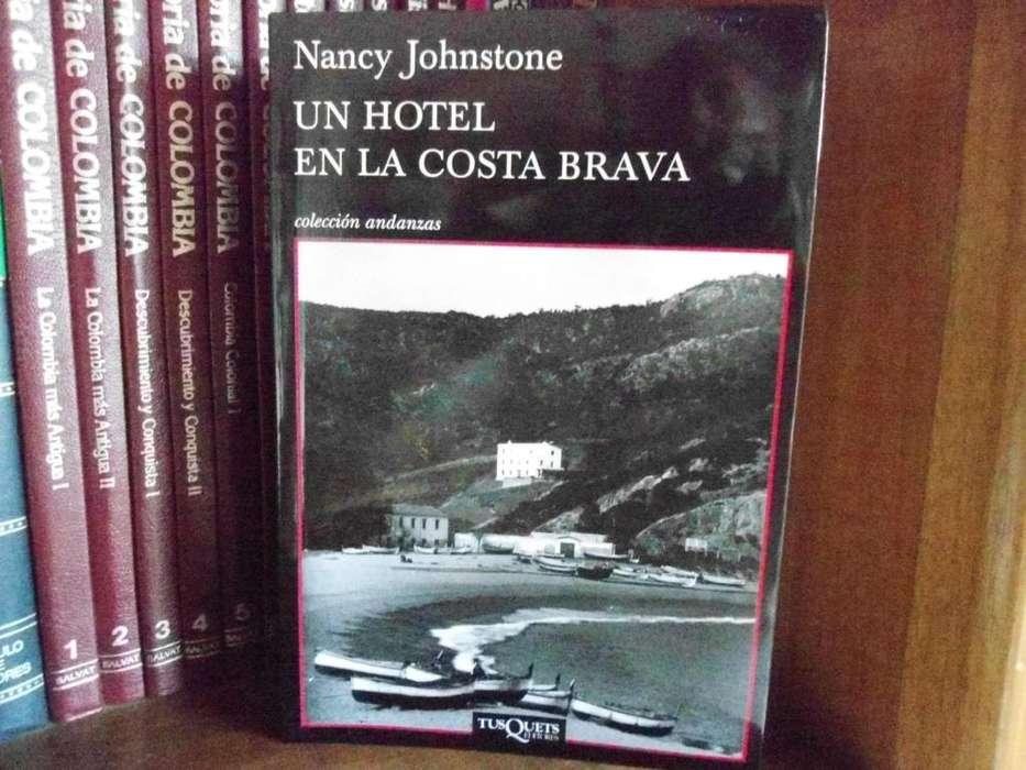 Nancy Johnstone: Un hotel en la Costa Brava