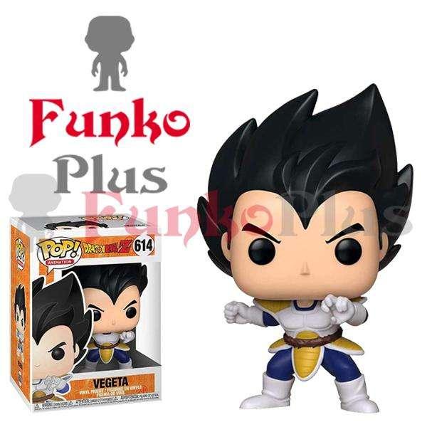 Funko Pop Dragon Ball z Vegeta FP