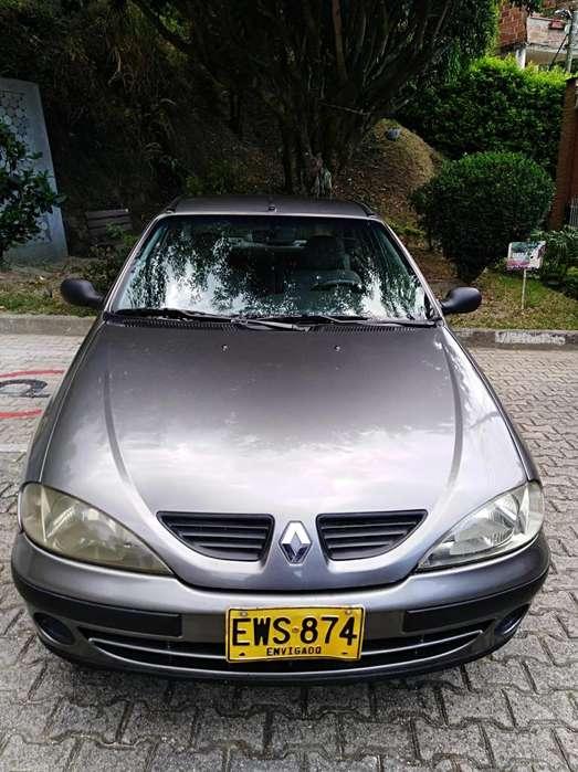 Renault Megane  2000 - 222000 km