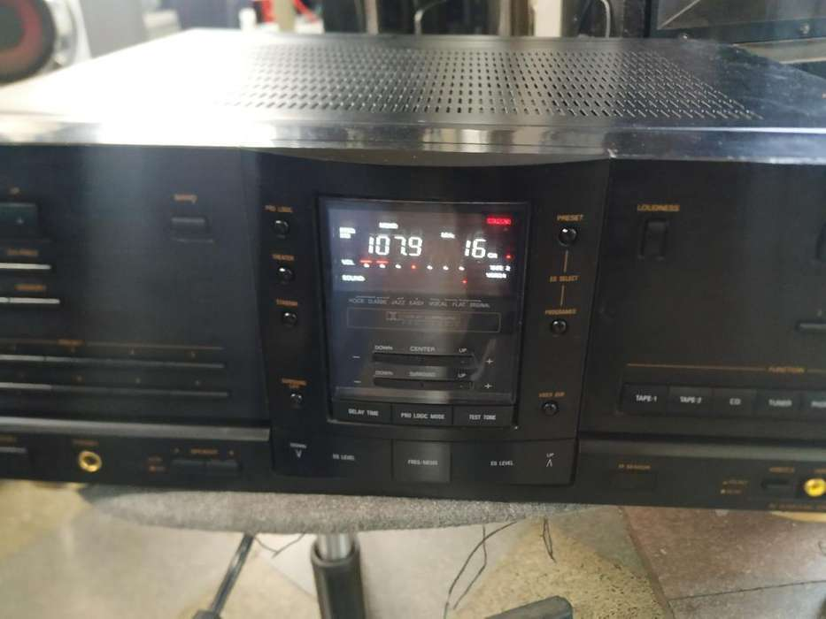 Amplificador Fisher Original