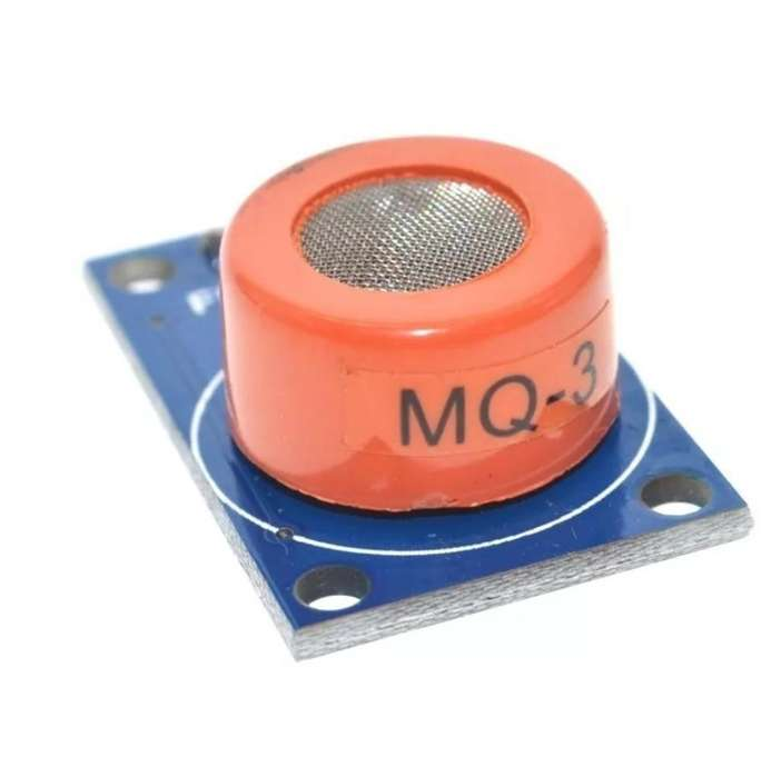 Sensor Alcohol Etanol Gas 1 Mq3 Arduino