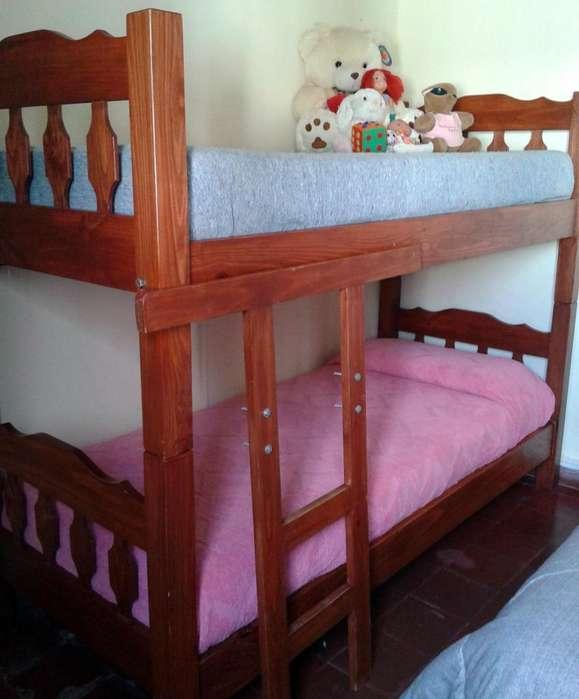Vendo CAMA CUCHETA Y <strong>muebles</strong> PARA HABITACIÓN INFANTIL