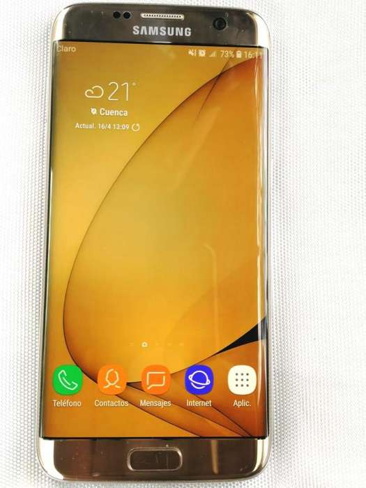 Samsung Galaxy S7 Edge Dorado 32Gb