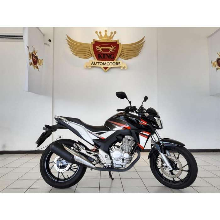 <strong>honda</strong> TWISTER CB 2019 IMPECABLE!!!