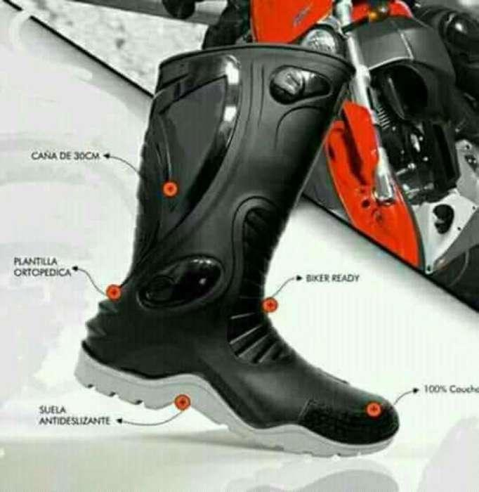 Botas para Motocicleta