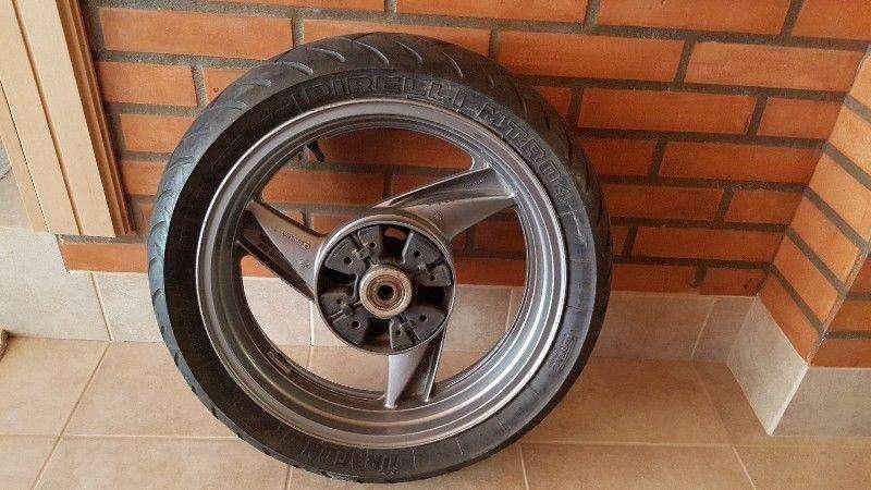 Llanta Moto Kawasaki