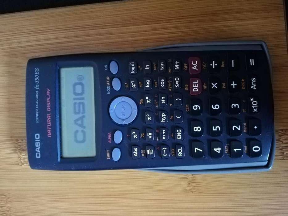 <strong>calculadora</strong> Científica Casio Fx350es