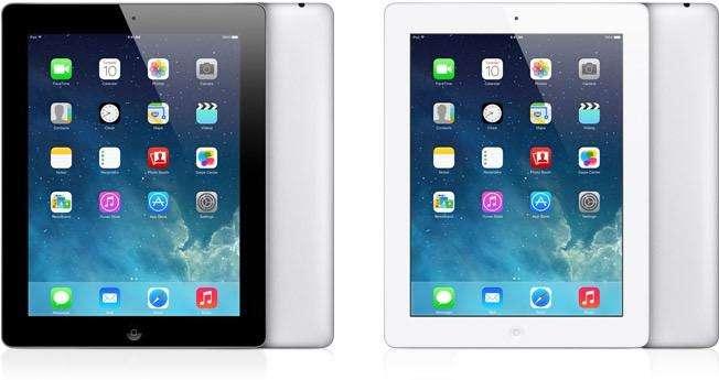 iPad 4 generación/Como nuevo/16Gb