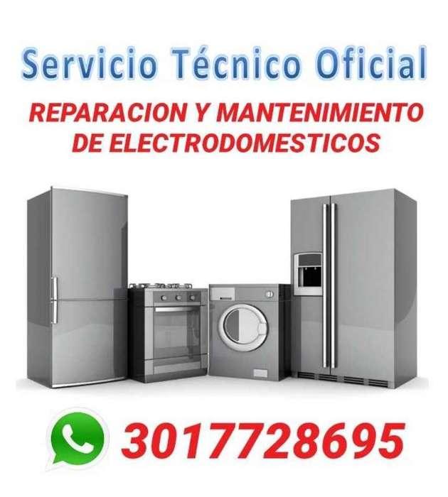 Servicio Técnico de Estufas/3017728695