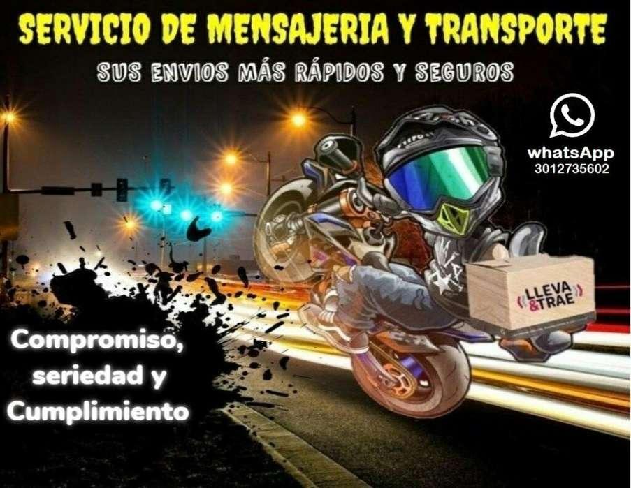 Servicio Domiciliario Y Transporte