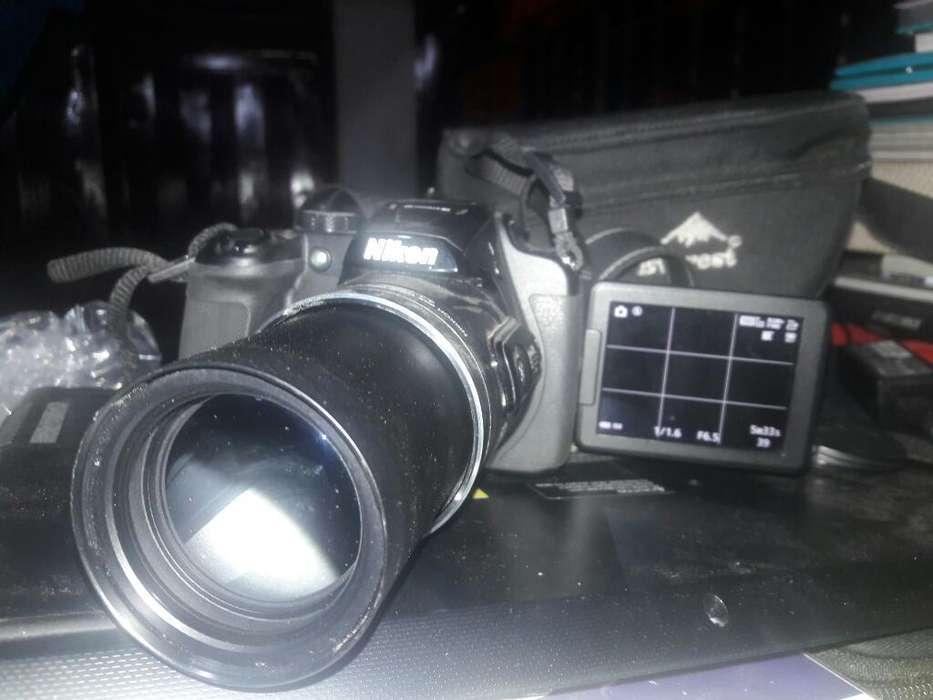 Nikon B700, 4k, Wifi, Bluetooth