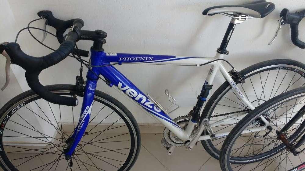 Bicicleta Venzo de Carreras Poco Uso