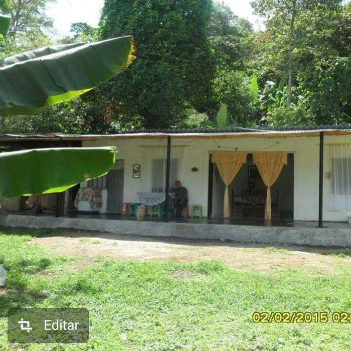 SE VENDE FINCA EN VILLETA Cundinamarca. INFORMES JHONNY TORRES Cel. 3112175503