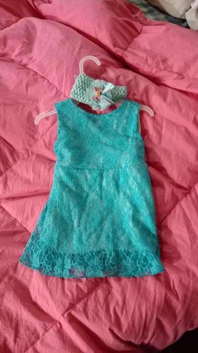 Vendo Vestido de Bebe