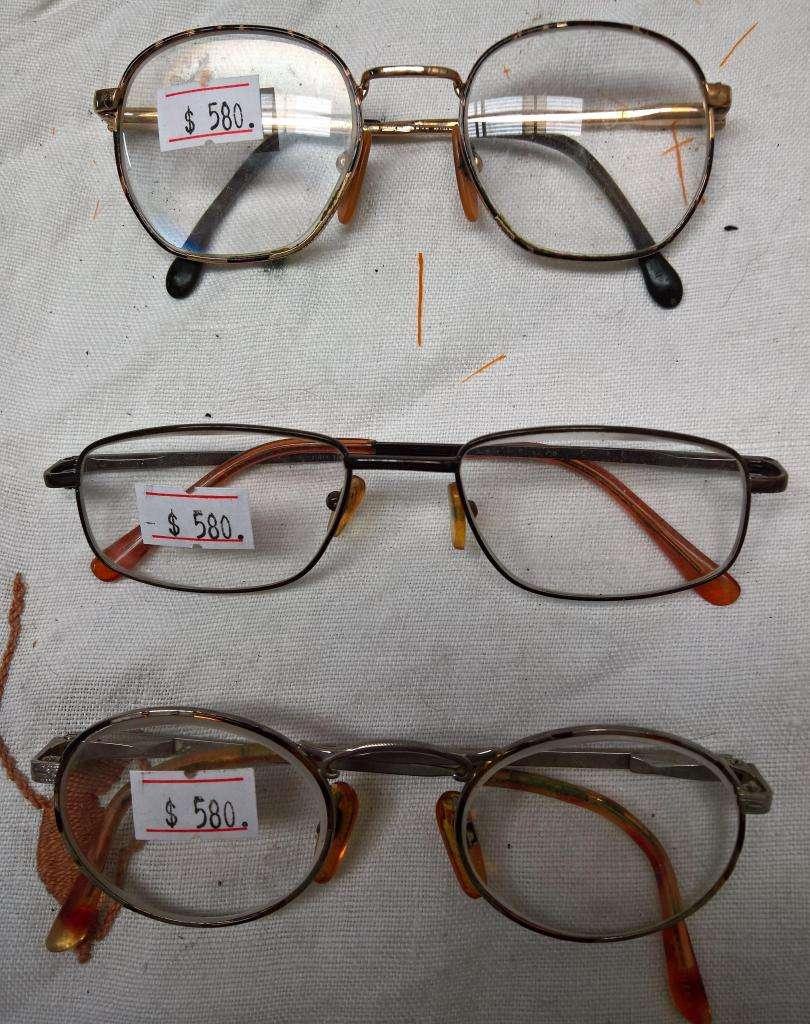 4407419d02 Marcos de anteojos varios modelos. Metalicos, pasta, plasticos ...