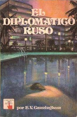 Libro: El diplomático ruso, de E.V. Cunningham [novela policial]