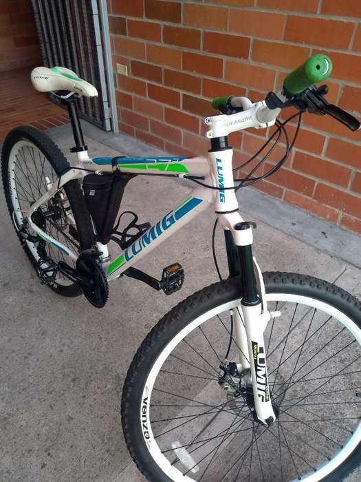Bicicleta Lumig Cata27.5 Cicla