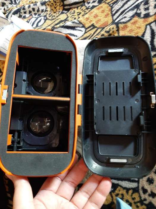 Gafas Vr 4d Realidad Virtual