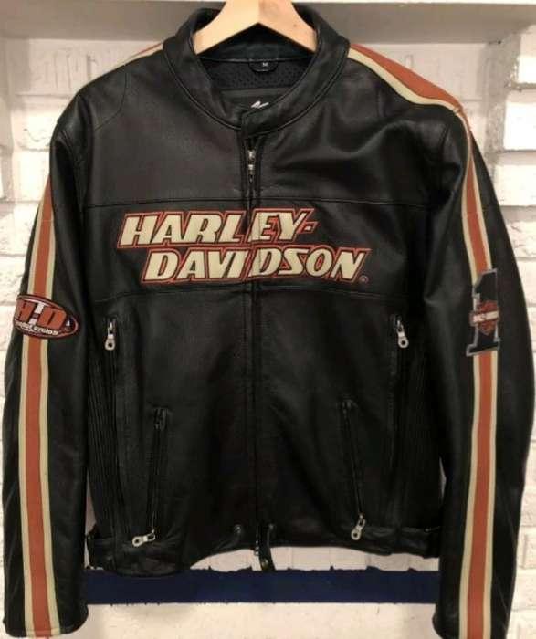 Chompa Harley Davidson Torque Talla Xxl