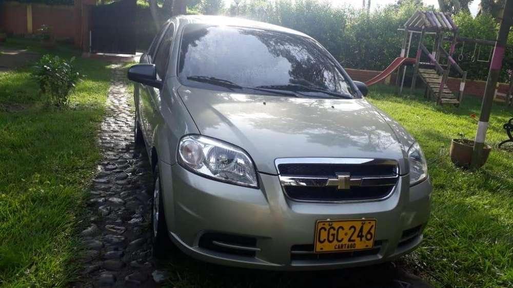 Chevrolet Aveo Emotion 2008 - 72000 km