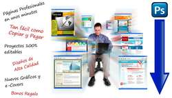 CLASES DISEÑO WEB PROFESIONAL SIN HTML NI PHP FACIL INTUITIVO